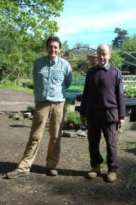 Jonathan and Paul